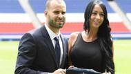 PSG'li Jese Rodriguez eski sevgilisi Aurah Ruiz'den intikamını böyle aldı