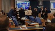Mecliste Metin Akpınar kavgası