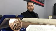 Temizlik işçisi, maaşından Hazine'ye bağış yaptı, Bakan Albayrak'tan teşekkür mektubu aldı