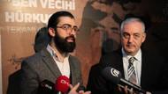 Ünlü Türk pilotun hikayesini anlatan Ben Vecihi Hürkuş'un galası yapıldı