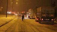 Kar yağışı yurdu sardı! Yollarda son durum ne?