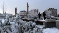 Sivas'ta okullar bir gün daha tatil