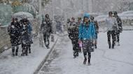 Son dakika: 6 şehirde kar yağışı nedeniyle okullar tatil edildi