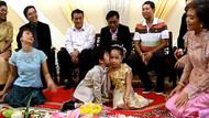 Yok böyle sapkınlık! 6 yaşındaki ikiz çocukları evlendirdiler