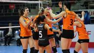 Kadınlar voleybolda Eczacıbaşı VitrA Beşiktaş'ı 3-0 ile geçti