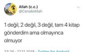 Twitter'da Allah C.C diye hesap açan kullanıcıya 7 Bin lira ceza