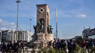 Taksim'de yılbaşı önlemleri: Taksim ve çevresi adım adım izleniyor
