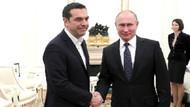 Putin: Türk Akımı'nı Yunanistan ile birlikte Avrupa'ya bağlamaya hazırız
