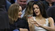 Lanetli Kendall Jenner NBA maçlarında istenmiyor