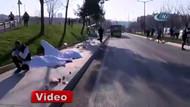 Üsküdar'da otobüs durağa girdi: Ölü ve yaralılar var