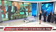 Erdoğan çifti Müge Anlı'ya çıktı