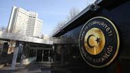 Türkiye'den Güney Kıbrıs Rum yönetimine tepki