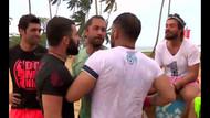 Survivor'da Turabi ve Hakan kavgasının TV'de yayınlanmayan görüntüleri