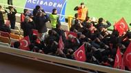 Taraftarın Mehmetçik selamı 15 bin TL ile cezalandırıldı