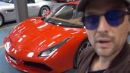 Sevgilisine Ferrari hediye eden adamdan görülmemiş sürpriz