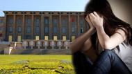 Meclis asansöründe genç kadına taciz skandalı!