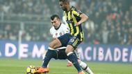 Müthiş derbi Kartal'ın: Beşiktaş 3-1 Fenerbahçe