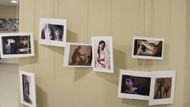 Kadın istismarına dikkat çekmeyi amaçlayan Bedenime Dokunma sergisi açıldı