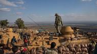 TSK ve ÖSO, Afrin'deki hilali tamamladı
