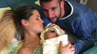 Fenerbahçeli Isla ikinci kez baba oldu