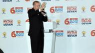 Cumhurbaşkanı Erdoğan: Oradaki dağlar alınmaya başlandı, Afrin'e ilerliyoruz, az kaldı
