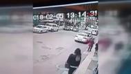 Otomobille takip ettiği kadına tacizde bulunup yerde sürükledi