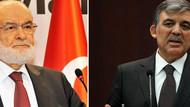 CHP'den Saadet'e flaş Abdullah Gül önerisi