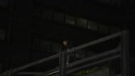 Kadir İnanır'ı görmek istiyorum dedi inşaatın çatısına çıktı