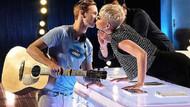 Katy Perry'nin öpücüğü şok etti: Sorsaydı hayır cevabını verirdim