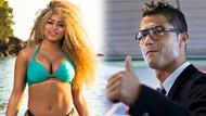 Ünlü mankenden Ronaldo'ya taciz ve ihanet davası