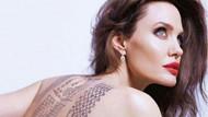 Angelina Jolie'nin dövmeleri başrolde