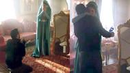 Alişan'dan Buse Varol'a sürpriz evlilik teklifi