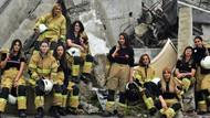 İzmir'in itfaiyeci kadınları dizi oluyor!