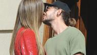 Heidi Klum ve Tom Kaulitz ilişki yaşadıklarını doğruladı