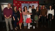 Kadın dizisi oyuncuları reyting başarısını kutladı