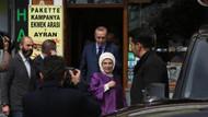 Cumhurbaşkanı Erdoğan Sultanahmet'te tarihi köfteciye gitti
