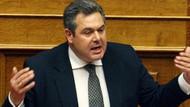 Yunan Savunma Bakanı'ndan Türkiye için skandal sözler: Yenildiklerini hatırlatmalıyız