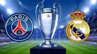 PSG - Real Madrid maçı ne zaman, hangi kanalda?