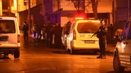 Son dakika: İzmir'de polislere bıçaklı saldırı: 1 şehit, 1 yaralı