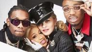 Madonna'nın Oscar partisi