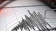 Çanakkale'de panik yaratan deprem!