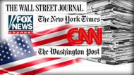 Dünya medyası ABD'nin Suriye'ye saldırısını konuşuyor