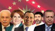 İşte Cumhurbaşkanlığı'na talip olduğunu açıklayan adaylar