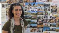 Üniversiteli genç kız, otostopla 71 ili gezdi