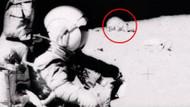 NASA'nın ikonik Ay fotoğrafı ile ilgili yeni iddia! Kamp mı var?