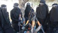 6 Türk kadına IŞİD üyeliğinden idam cezası