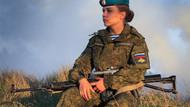 Rus Hava İndirme Kuvvetleri'nin kadınlarına bakın