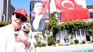 Fatma Girik'ten Atatürk ve Türk bayraklı 23 Nisan kutlaması