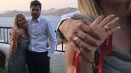 Oyuncu Seray Sever ile Eray Sünbül'den evliliğe ilk adım