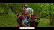 Trabzonlu esnaf ve vatandaşlar Bizum Uşaklar filminde